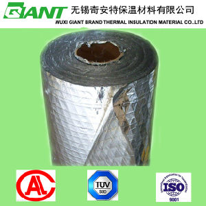 Double Side Reflective Reinforced Aluminum Film Radiant Barrier pictures & photos