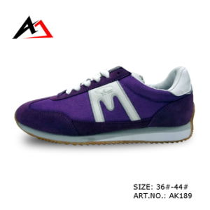 Leisure Walking Shoes Gym Sports Running for Men (AK189) pictures & photos