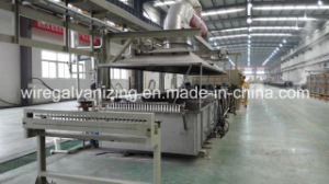 Steel Wire Heat Treat Furnace Type a Suitable for Steel Cord pictures & photos