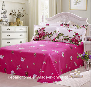 Textile Fabric Bed Sheet Cotton Fabric for Bed Sheet pictures & photos