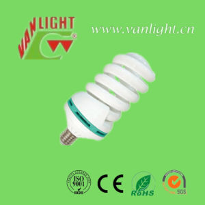 High Power T5 Full Spiral 45W CFL, Energy Saving Lamp pictures & photos