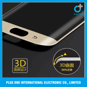 Full Coverage Tempered Glass for Samsung Galaxy S6 Edge Plus