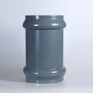 UPVC Expansion Coupling (F/F) Pipe Fitting DIN Standard pictures & photos