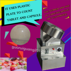 New Arrival Capsule, Pill Tablet Counter Counting Machine, The Number and Size of Capsule and Tablet Are Customized