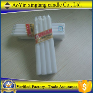 Lighting White Candle/Velas for Africa Market +8613126126515 pictures & photos