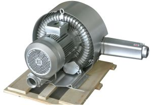 Regenerative Blower with Single Phase Double Impeller Single Stage pictures & photos