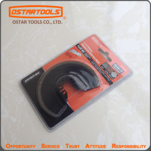 Flush Cut Semicircle Diamond Saw Blade 86mm with Double Blister Card pictures & photos