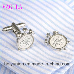 VAGULA Gemelos Funny Alarm Clock Cuff Links 357 pictures & photos