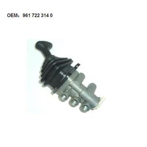 9617223140 Hand Brake Valve for Scania pictures & photos