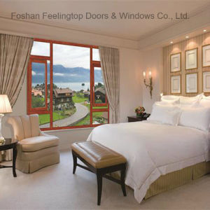Energy Efficient Double Glazing Aluminium Awning Window (FT-W70) pictures & photos