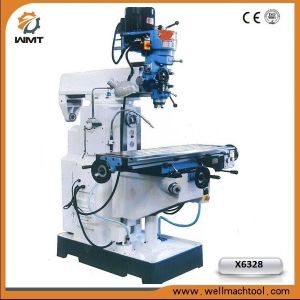 Zx6328 Universal Radial Turret Milling Machine pictures & photos