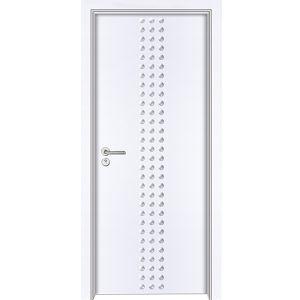 High Quality White PVC Door