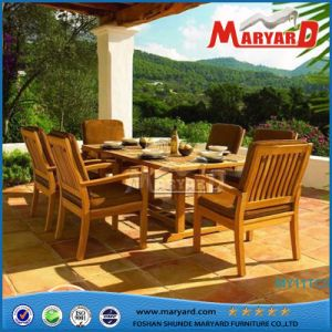 Teak Wooden Chair for Outdoor pictures & photos