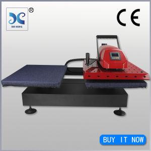 Xinhong Large Format Heat Press Machine 38*38, Dual Heat Press Machine for Garment pictures & photos