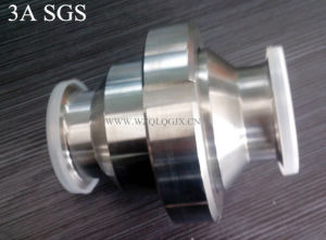 Sanitary Stainless Steel Non Return Tri Clamped Check Valve pictures & photos