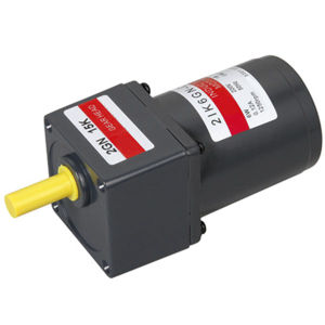 GS High Efficiency 6W 60mm Reversible AC Motor for Checkweigher pictures & photos