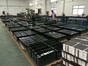 Sealed Maintenance Free Lead Acid 12V 220ah Solar Energy Battery pictures & photos