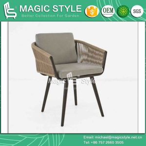Coffee Chair Dining Chair Garden Chair Tape Weaving Chair Modern Chair New Design (Magic Style) pictures & photos