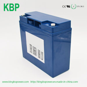 12V 8ah Electric Scooter Li-ion Battery with BMS Protection pictures & photos