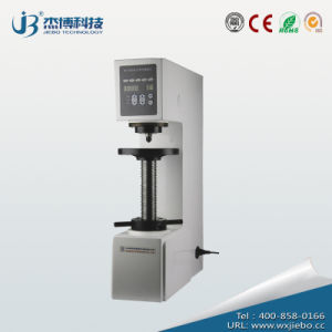 Electronic Brinell Hardness Tester High-Speed pictures & photos