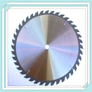 Tct Saw Blade with Carbide Tipped for Cutting Wood