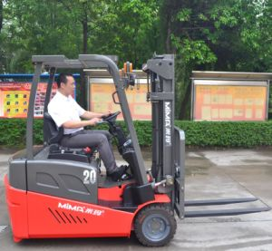 Three Point Forklift AC Motor Controller pictures & photos