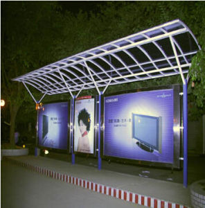 High Quality and Cheap Price Vinyl Banner for Bus Station pictures & photos