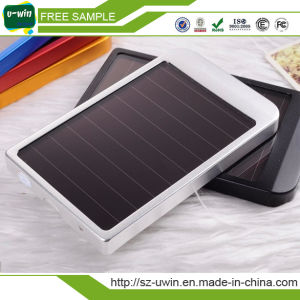 Backup Powers Mobile Phone Charger Solar Power Bank pictures & photos