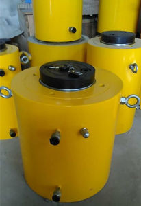 Ydc Feed-Through Post Tensioning Prestressed Hydraulic Jack pictures & photos