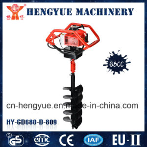 Manual Power Hand Post Digger