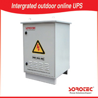 Integrated Outdoor Online UPS 1-10kVA Hw9110e Series pictures & photos