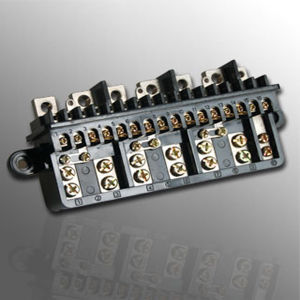 Single Phase Power Meter Terminal Block (MLIE-TB013) pictures & photos