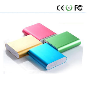 10400mAh USB Portable External Backup Battery Charger Power Bank for Mobile Phone pictures & photos