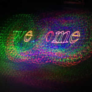 DJ Party Stage Disco DMX512 Computer Control 1W RGB Animation Laser Light pictures & photos