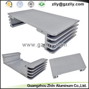 Silver Color Car Casting Aluminum Profile Heatsinks pictures & photos