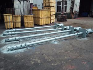 Multistage Deep Well Submersible Pump pictures & photos