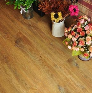 Antibacterial Healthy UV Coating Plastic PVC Flooring pictures & photos