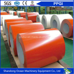 Environmental Protection PPGI Coils / Prepainted Galvanized Steel Coils / Color Coated Steel Coils for Buidling Material pictures & photos