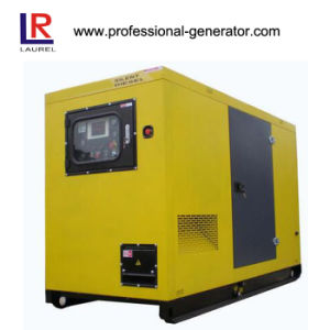 10kVA Silent Diesel Generator Set with 4-Stroke Engine pictures & photos