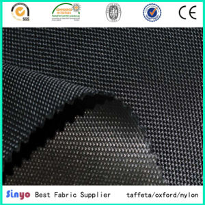 Hihg Quality Shine PU/PVC Coated Double Yard Oxford 1680d Luggage Fabric pictures & photos