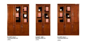 High Quality Two to Eight Doors Storage Wooden Filing Showcase pictures & photos