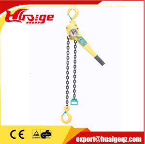 6t Chain Ratchet Come Along Lever Block Hoist pictures & photos