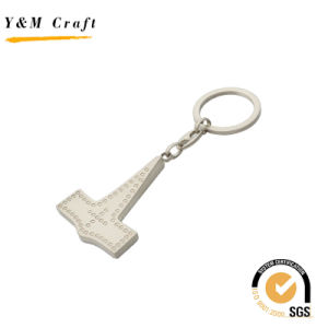 Zinc Alloy Custom Brand Logo Key Ring, Keychain (Y03962) pictures & photos