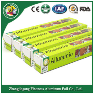 8011 Aluminum Foil for Kitchen and Food Use pictures & photos