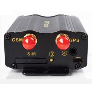 Vehicle Car GPS Tracking Device with Fuel Level Alarm pictures & photos