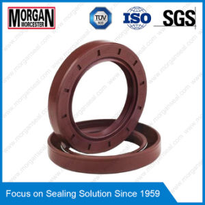 Tc NBR/Viton/EPDM Double Lip Rotary Shaft Oil Seal pictures & photos