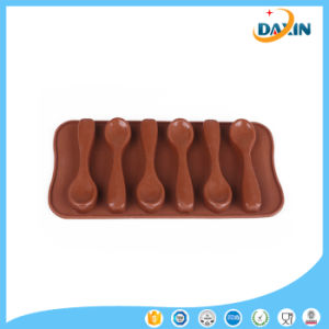 BPA Free Multi Style Cake Tools Silicone Chocolate Mould pictures & photos