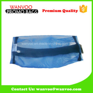 Bag Type Nylon Mesh Visible Promotional Cosmetic Bag pictures & photos