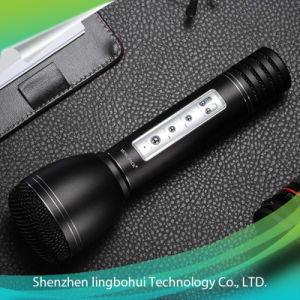 Karaoke Player Microphone Loudspeaker Portable Handheld Cordless pictures & photos