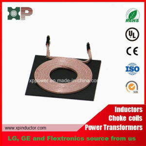 Qi Standard A5 Mobile Phone Charging/ Air Core Coil/Wireless Charging Coil pictures & photos